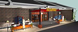 Kafetaria Depan